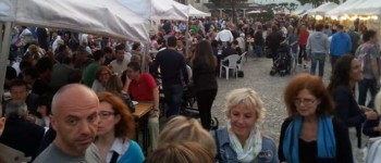 Street food festival colico