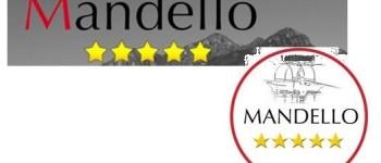 MANDELLO 5 STELLE LOGO