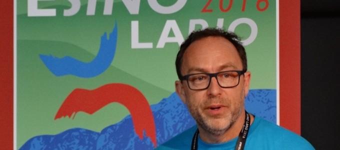 jimmy wales wikimania esino 1