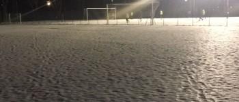 campoo calcio neve