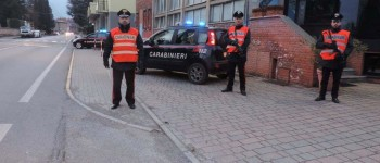 CARABINIERI CONTROLLO MANDELLO