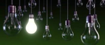 luci psente illumino meno