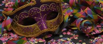 maschera carnevale generica