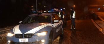 polizia pattuglia colico pischedda