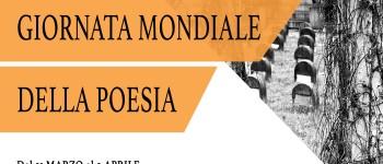 GIORNATA MONDIALE POESIA copertina