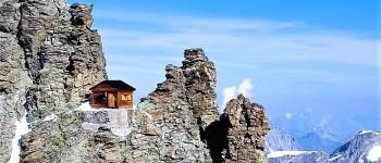 Capanna Solvay, Cervino, via normale svizzera.