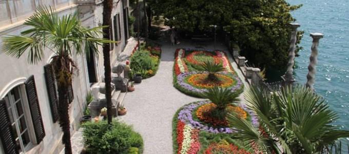 villa monastero varenna giardini