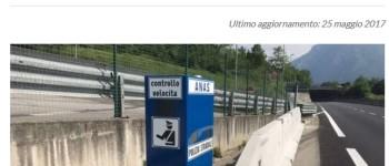 AUTOVELOX MANDELLO GIORNO