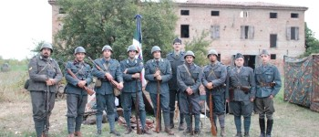 rievocatori Storia in Grigioverde -ok