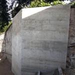 cimitero bellano muro