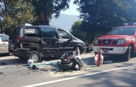 incidente gera lario