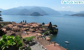 lago panorama varenna bellagio