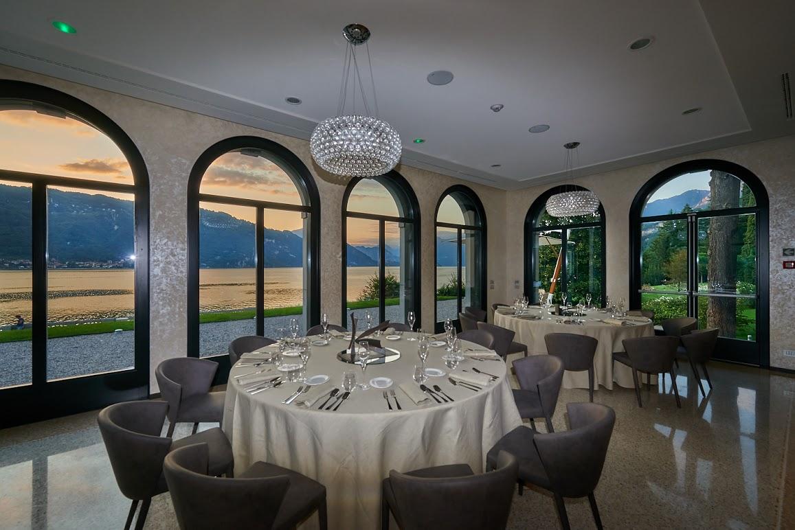 Villa Lario Resort Mandello Ristorante