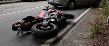 Varenna Fiumelatte incidente mortale sulla strada provinciale SP 72