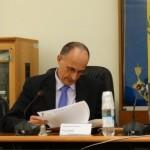 il Presidente della Provincia di Lecco Flavio Polano