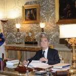 Il Presidente del Consiglio di Stato Giorgio Giovannini