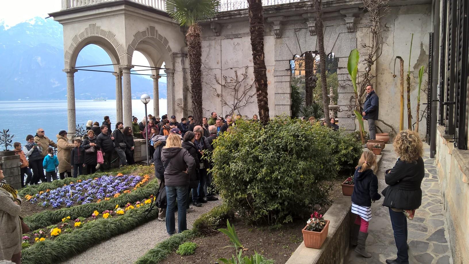 Casa Museo Villa Monastero E Giardino Botanico
