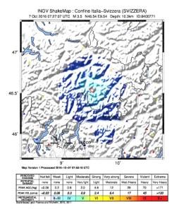 terremoto italia svizzera