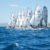 Vela. 59 equipaggi per l'RS 500 World Championship: barche in acqua